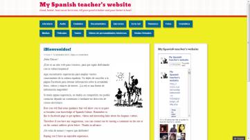 my-spanish-teachers-website